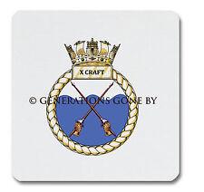 HMS X-CRAFT MOUSE MAT
