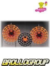 Accessoires Meubles Fête Halloween, Set Bannières à Accrocher Toiles 3D 18802
