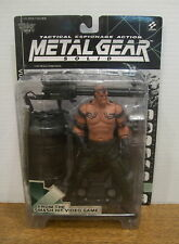 McFarlane Vulcan Raven  Metal Gear Solid  Action Figure