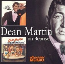 DEAN MARTIN TV Show / Sings Songs from the Silencers CD OOP Collectors Choice