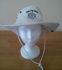 Israel IDF Army  Air Force IAF Technical School Cowboy Hat Cap Embroidered Auth.