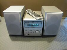 Mini Stereo Home Theater DVD, MP3, FM, AM Player, Receiver ESA DVEX1
