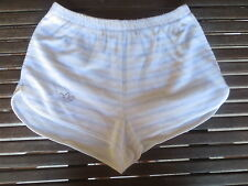 Short coton ADIDAS vintage tennis VENTEX made in France femme 42 UK 14 D 40 I 46