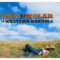 BOB SINCLAR -WESTERN DREAM CD DISCO/DANCE 12 TRACKS NEU