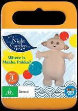 In the Night Garden - Where Is Makka Pakka? (DVD, 2015)