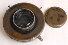 """Ross London 8 1/2"""" F6.8 Compound Homocentric Lens in Optima Shutter f/5x7/8x10"""