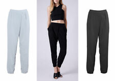 Regular Size High Joggers Trousers for Women