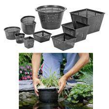 Wasserpflanzenkorb Pflanzkorb Wasserpflanzen Pflanzenkorb bogenförmig rund eckig