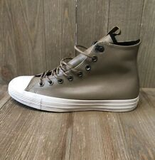 d2e42c5c07f3 Converse Chuck Taylor All Star Hi Sneakers Size 8.5 Driftwood Brown 162385c  NWOB