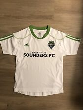Seattle Sounders Mls Soccer Jersey Child Small 8 Adidas