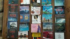 Hörbuch Paket 25 Hörbücher