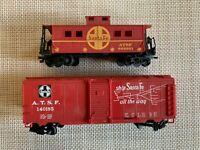 Rd ATSF #621492 BLMA Models HO #53006 Santa Fe Class BX-166 60/' Beer Boxcar