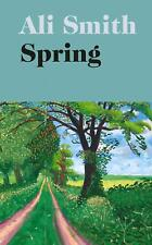 Signed Book - Spring by Ali Smith First Edition 1st Print