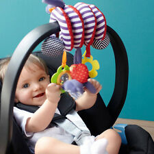 Cute Infant Baby Play Activity Spiral Bed & Stroller Toys Set Hanging Toys OB