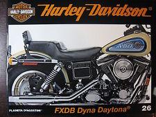 FASCICULE 26 HARLEY DAVIDSON FXDB DYNA DAYTONA / RATS BIKES / THE ENTHUSIAST