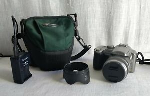 Panasonic Lumix DMC-FZ30 Digital Camera - 12x Zoom, with Charger ans Case