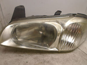 00 01 Nissan Maxima Left Driver Side Headlight Lamp OEM