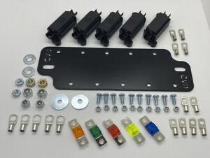Suitable for Toyota 70 Series Landcruiser Midi Fuse Start Battery Complete Kit