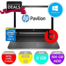 Laptop Hp Pavilion 15 p085na Beats Intel Core i3 8GB Ram 500GB * blackfriday *