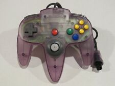 Atomic Purple Nintendo 64 Controller - Official OEM - Great Buttons and Stick!
