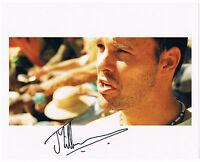 Joseph Millson - original signiertes Foto - James Bond 007 - hand signed