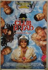 CLUB DREAD DS ROLLED ORIG 1SH MOVIE POSTER BROKEN LIZARD COMEDY (2004)