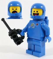 LEGO MOVIE 2 BENNY ASTRONAUT SPACEMAN MINIFIGURE BLUE CLASSIC SPACE GUY