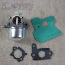 Carburetor Carb With Mounting Gaskets 698055 for Briggs & Stratton Snowblower