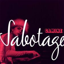 Gamine – Sabotage + BONUS TRACKS DIGIPAK / The Flower Shop Recordings CD 2005 Ne