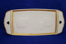 "Lenox Romeo & Juliet Laszlo Ispanky Sandwich Tray, 16¼""  Limited Edition #2142"