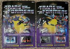 NEW Transformers G1 Walmart Reissue Ravage Rumble Laserbeak Frenzy Cassette 2019