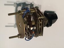3 posizioni VINTAGE WAFER Rotary Switch bsa1ea