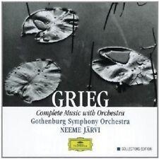 Neeme/GSO Järvi-tutte le orchestre opere (GA) 6 CD NUOVO