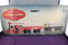 Corgi Vintage Glory Garrett 4CD Road Tractor,Trailers & Log Load Wynns 2189/5200