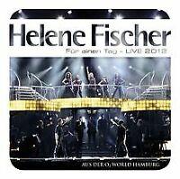 Für Einen Tag - Live 2012 von Fischer,Helene | CD | Zustand gut