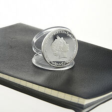 Queen's 90th Birthday Canada Iron Art Commemorative Coin Gift