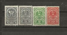 Old Stamps from Austria Mhr