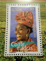 FRANCE 2004 timbre 3650, REGIONS, COIFFE MADRAS, neuf**, VF MNH STAMP