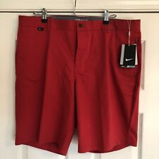 New Nike Red Golf Shorts Modern Fit Size 38 Style 725710 687 $80