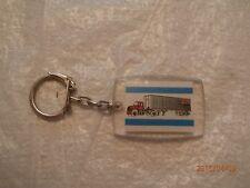 Vtg CN - Canadian National Messagerie Express - Courier Service Key holder