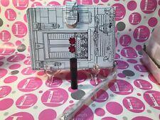 Lancome French Parisian Stylish Fashion City Chic Wristlet Clutch*Bonus* Mascara