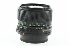 Canon Lens FD 28 mm 28mm 1:2 2