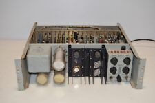 ULTRA RARE VINTAGE AMPEX MODEL PROCESSING AMPLIFIER