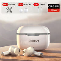 Lenovo LP1 TWS Bluetooth5.0 Earphones Noise Reduction HiFi Bass Touch Control CS