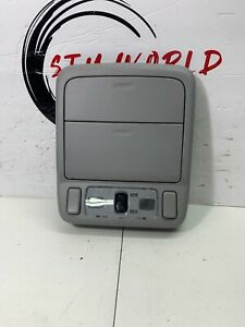 2003 2004 2005 Subaru Forester XT S Xs Front Dome Light With Sunroof Control Oem