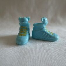 NEW Barbie Sister Stacie Doll Blue Bear High Top Sneakers ~ Shoes