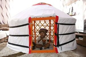 Kids Yurt Playhouse, Mini Teepee, Tent