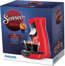 Philips HD7829/80 Kaffeepadmaschine Senseo Viva Café Rot - OVP + NEU!