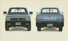 1982 Isuzu PUP 4x2 4x4 Diesel Gas Pickup Truck Large Factory Postcard my1956