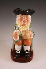 """Vintage Royal Doulton Toby Jug - Character Jug """"Happy john"""", 5.1/2"""""""